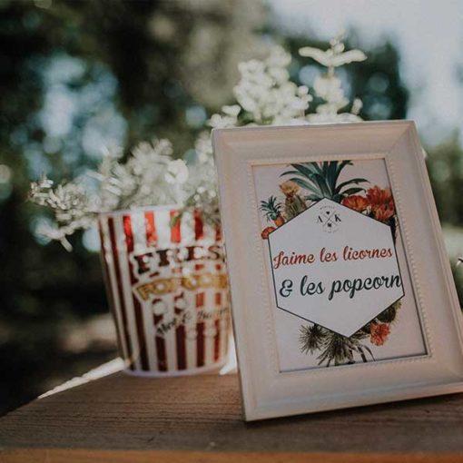 legrenierdepauline_collection_tropicool_invitation_affiche_popcorn