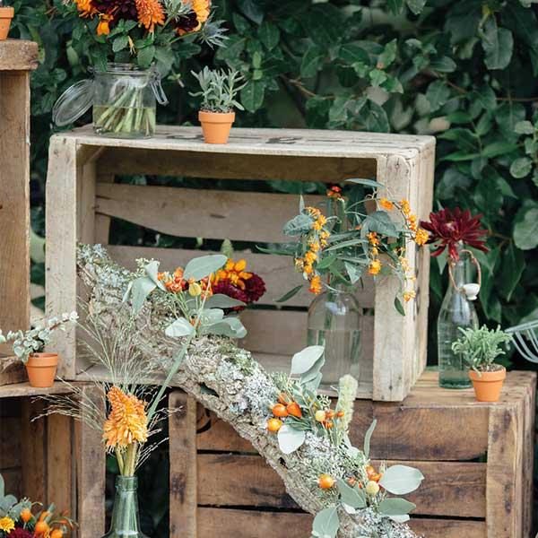 Caisse A Pommes Vintage En Bois Ideale Pour Votre Decoration Retro