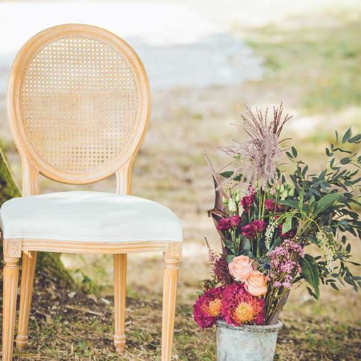legrenierdepauline-mobilier-fauteuilmedaillon