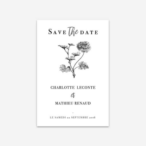 legrenierdepauline_collection_botanique_savethedate