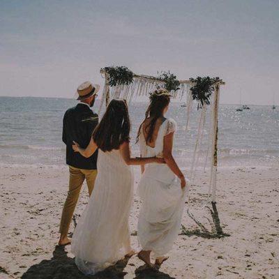 arche ceremonie mariage