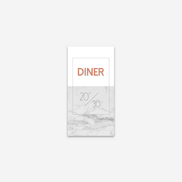 coupon diner mabre