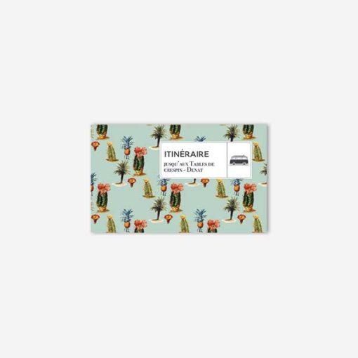 legrenierdepauline_collection_tropicool_itineraire