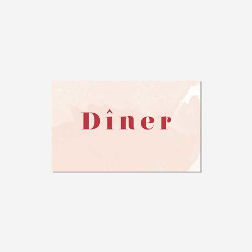 coupon diner Terrazzo