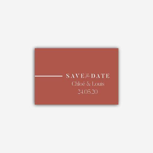 carton save the date